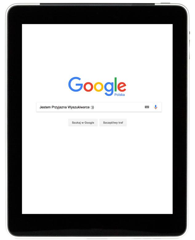 Strony Internetowe Przyjazne Wyszukiwarkom