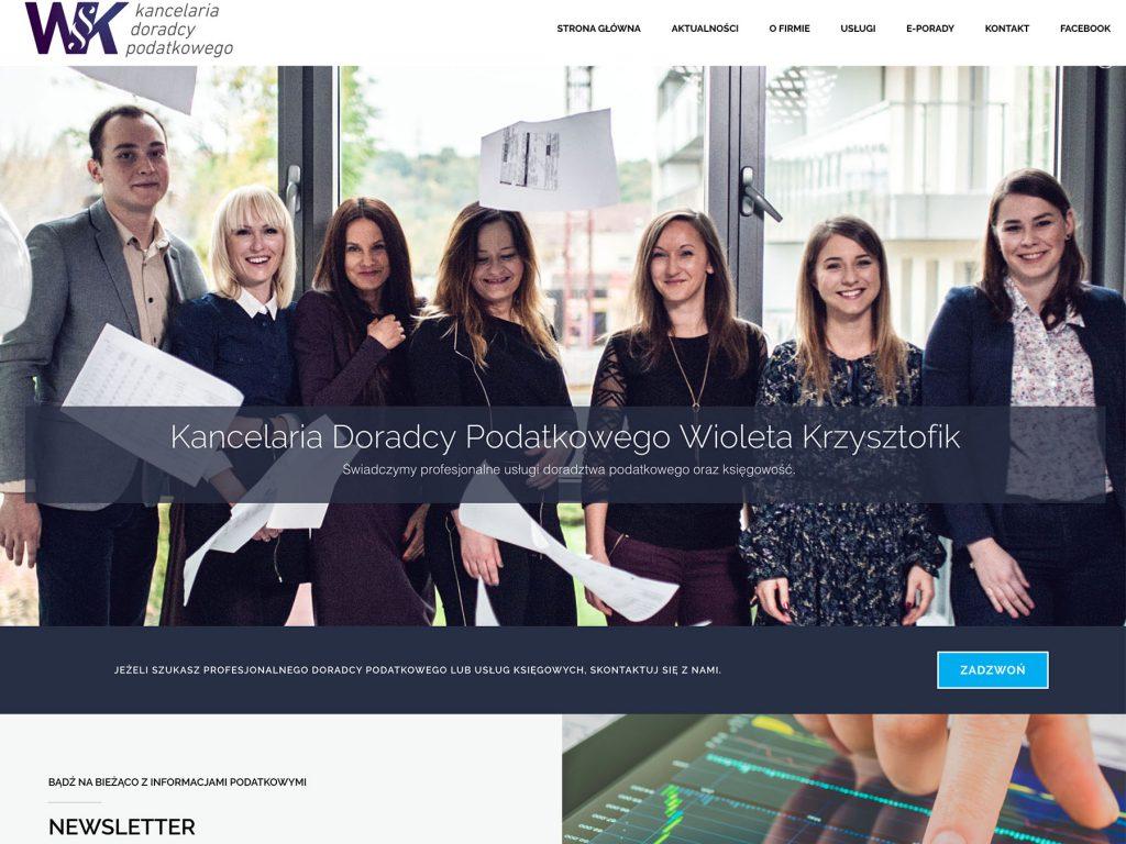 Kancelaria Doradcy Podatkowego Wioleta Krzysztofik